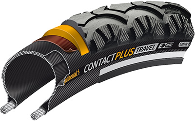 Continental Contact Plus Travel