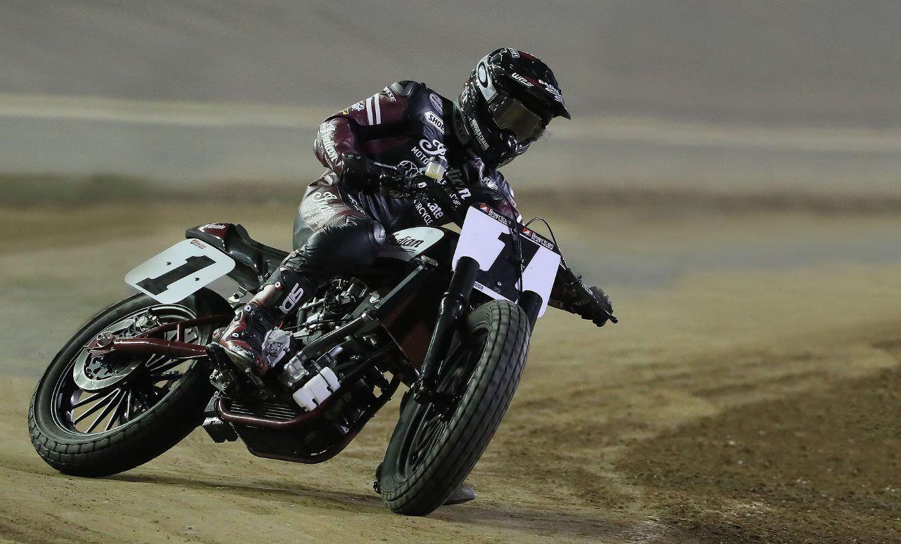 Mitas Flat track motorgumi